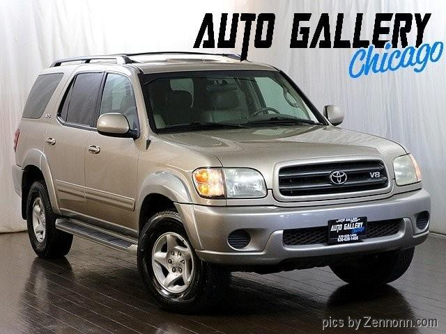 Picture of '02 Sequoia - OKYI