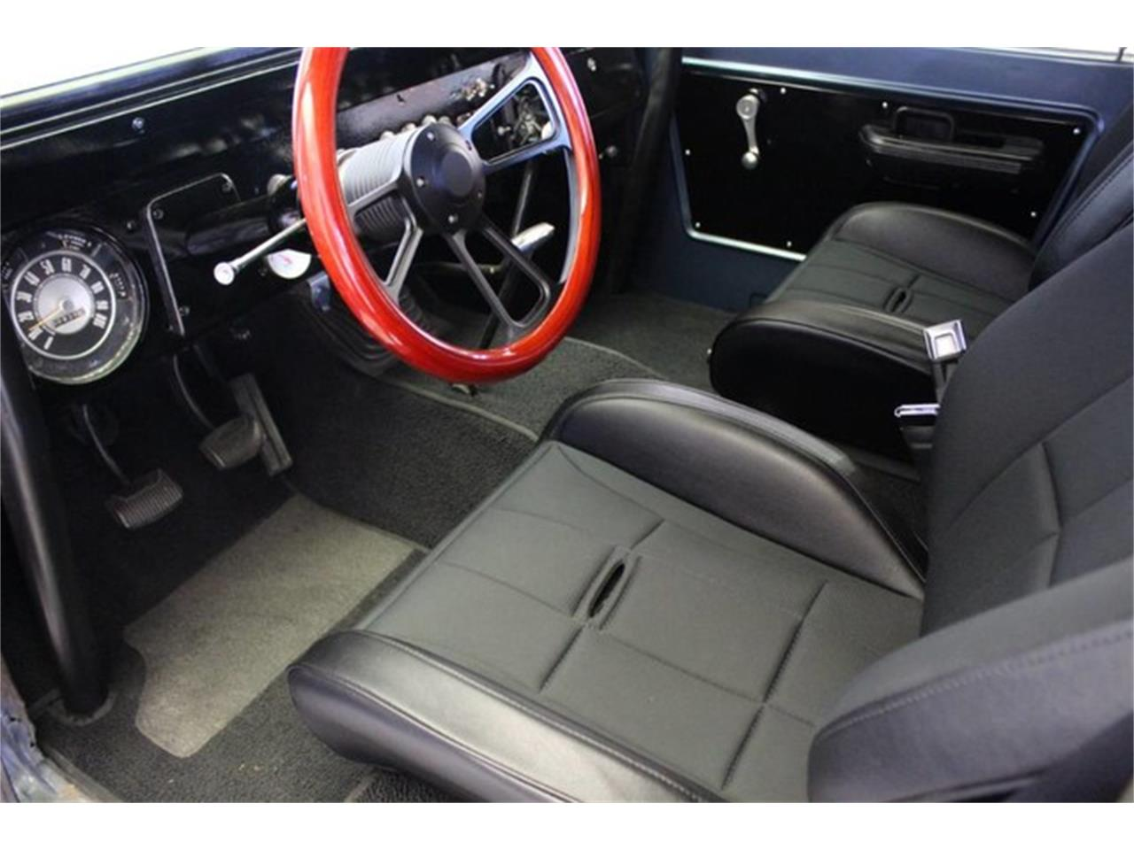 1971 Ford Bronco For Sale Cc 1146911 Interior Large Picture Of 71 Okyn