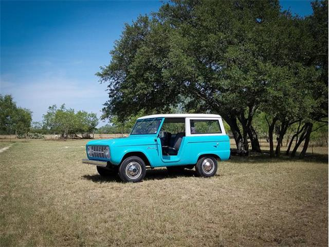 Picture of '66 Ford Bronco Offered by  - OKYS