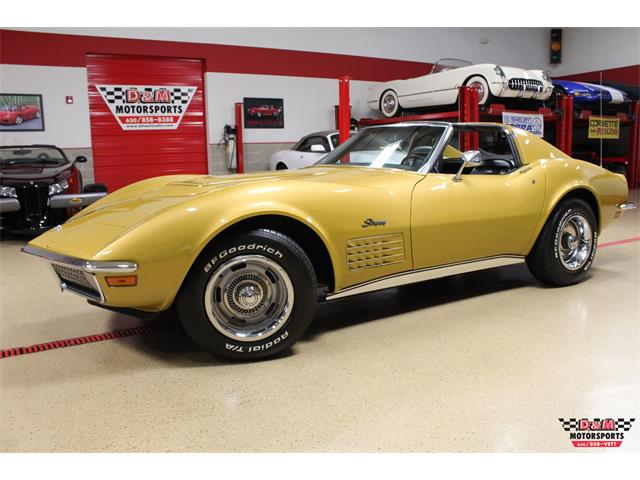 Picture of Classic '71 Corvette located in Illinois - $33,995.00 Offered by  - OKZ3