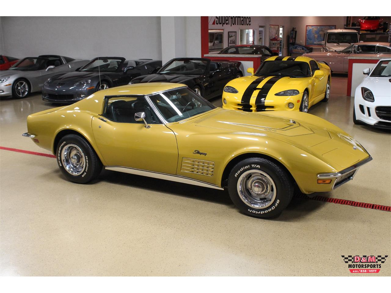 Large Picture of '71 Corvette - OKZ3
