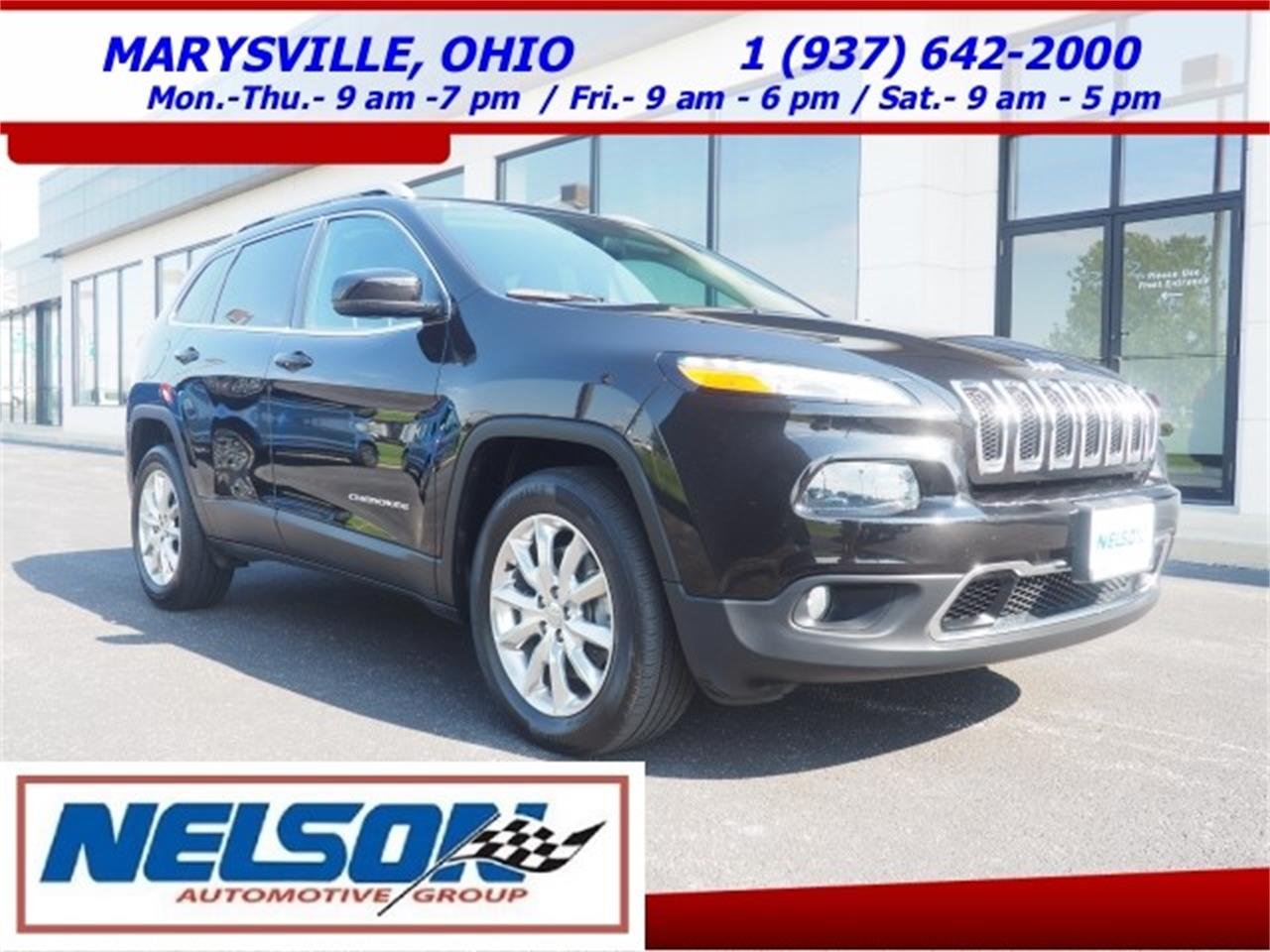 Large Picture of '16 Cherokee - OKZ4