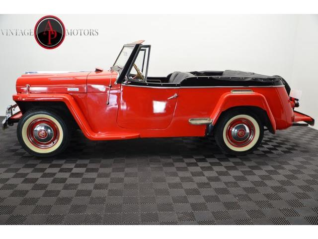 Picture of '48 Jeepster - OKZM