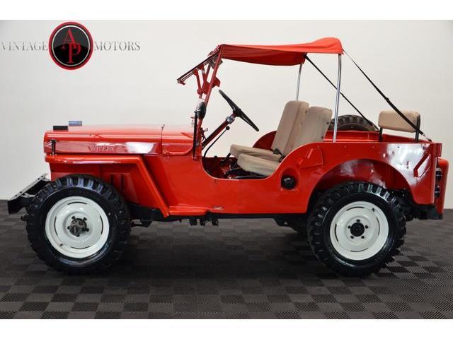Picture of '47 CJ2 located in North Carolina - $14,900.00 - OKZP
