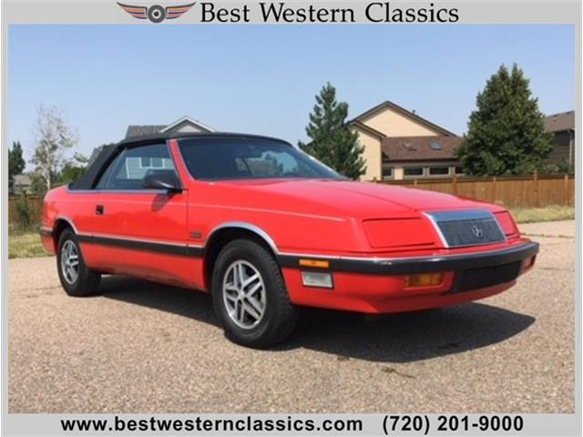 Picture of '88 LeBaron - OL01