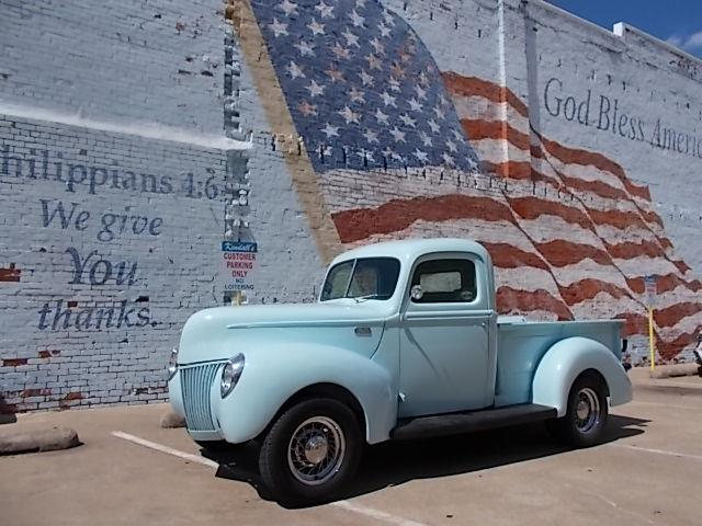 Picture of Classic 1940 Pickup located in Oklahoma - $17,500.00 - OL08
