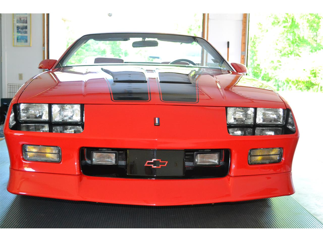 Large Picture of '91 Camaro Z28 - OL0I