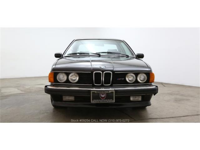 Picture of 1987 BMW M6 - $21,750.00 - OL0W