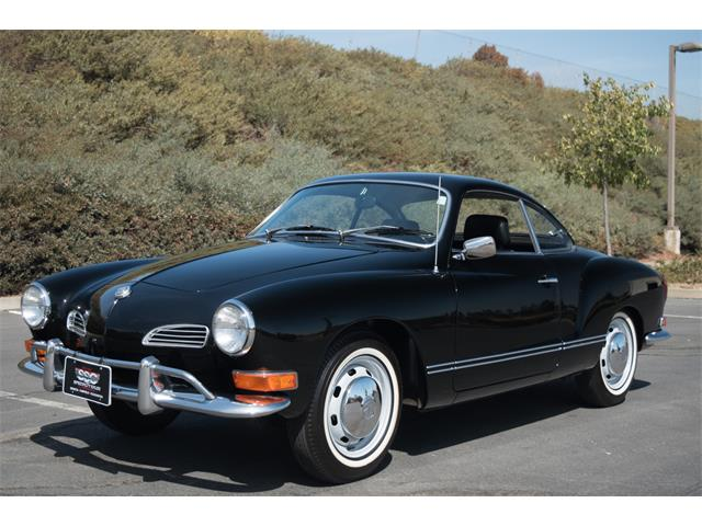 Picture of '71 Karmann Ghia - OL10