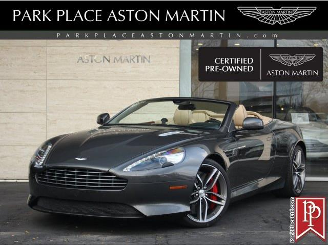 Picture of '15 Aston Martin DB9 - $117,950.00 Offered by  - OL1A