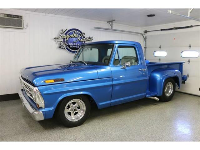 Picture of '68 F100 - OL1T