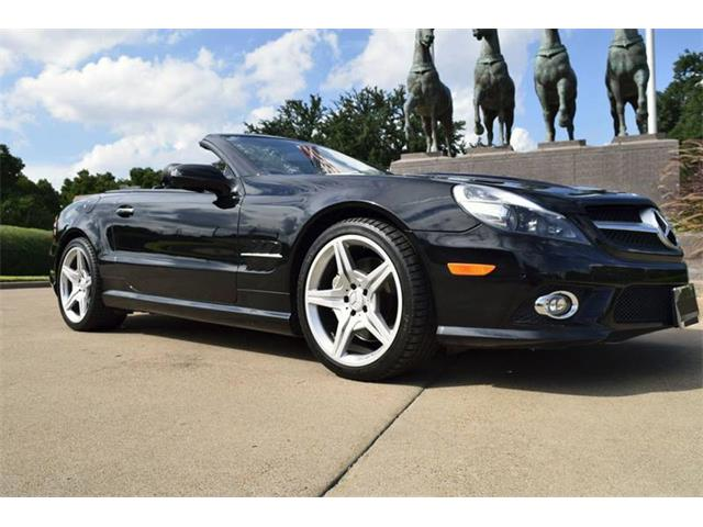 Picture of '09 Mercedes-Benz SL-Class located in Texas Offered by  - OL2B