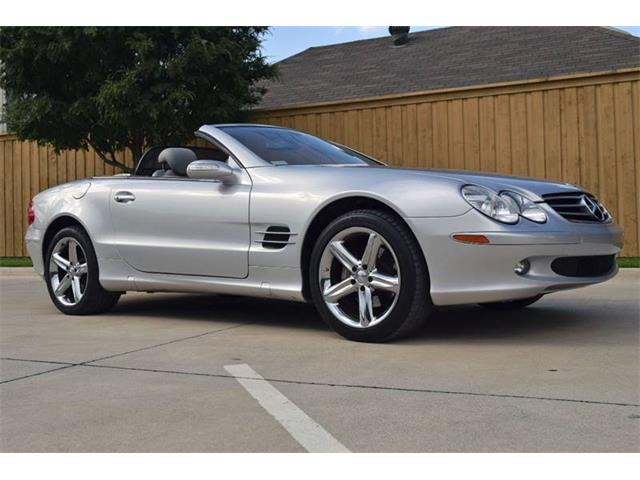 Picture of 2006 SL-Class located in Texas Auction Vehicle Offered by  - OL2C