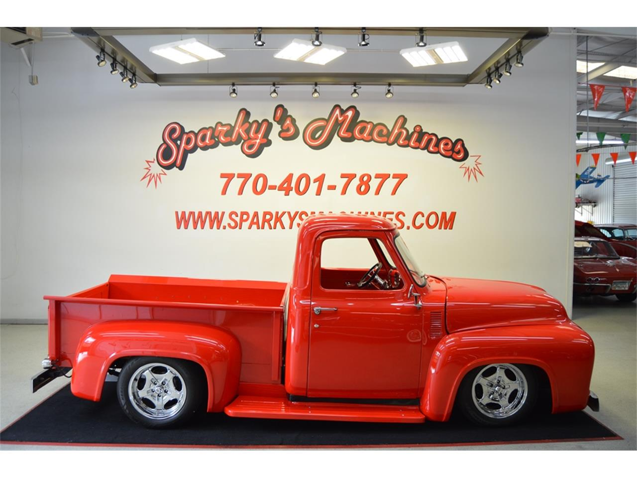 1955 Ford F100 For Sale Cc 1147056 Rear Bumper Large Picture Of 55 Ol2o