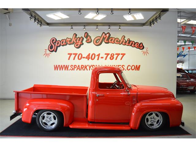 Picture of '55 F100 - OL2O