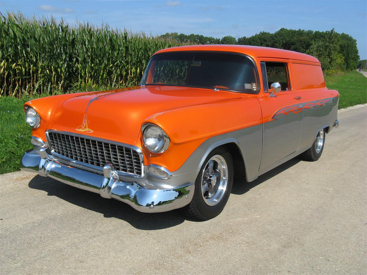 For Sale 1955 Chevrolet Sedan Delivery In Shaker Heights Ohio