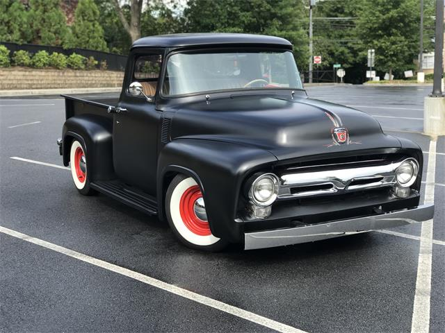 Picture of '56 F100 - OL2Y