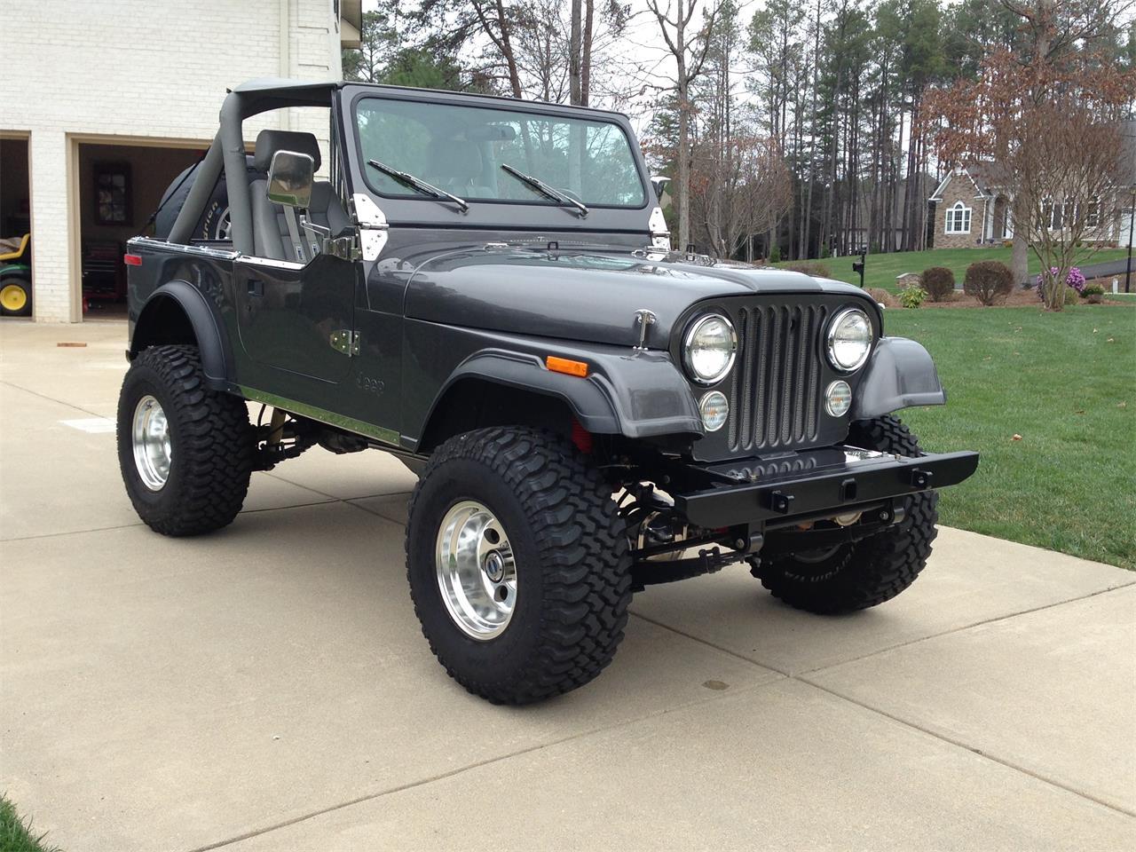 1983 Jeep Cj7 For Sale