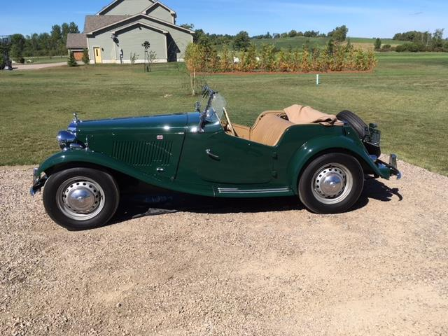 Picture of Classic 1953 MG TD located in Vermont Offered by a Private Seller - OL36