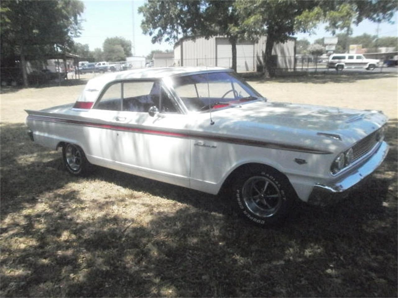For Sale: 1963 Ford Fairlane 500 in Cleburne, Texas