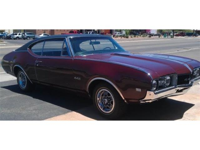 Picture of Classic '68 Oldsmobile 442 - OL3J