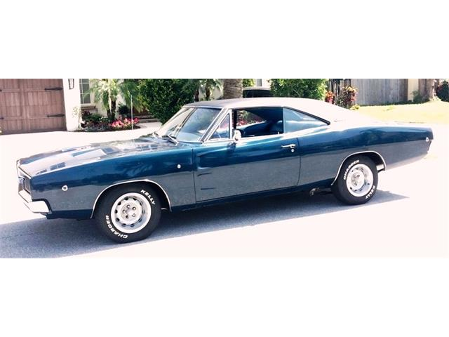 Picture of Classic 1968 Dodge Charger Offered by  - OL40