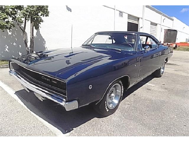 Picture of Classic 1968 Charger located in pompano beach Florida Offered by  - OL40