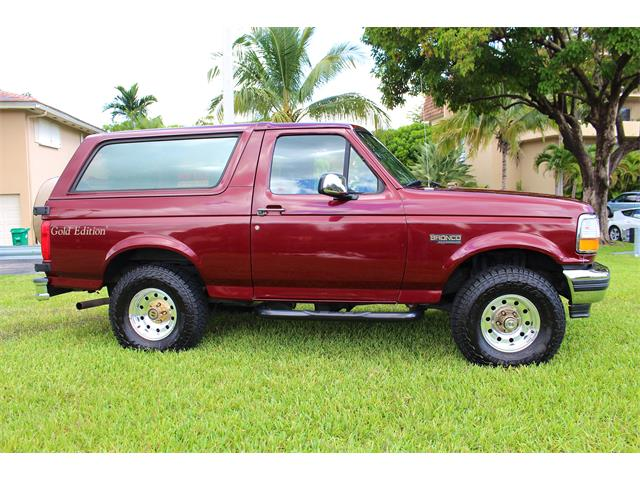 Picture of '96 Bronco - $25,000.00 - OL4N