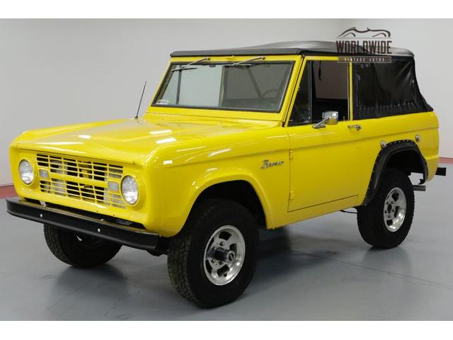 Picture of '68 Bronco - OL4Z