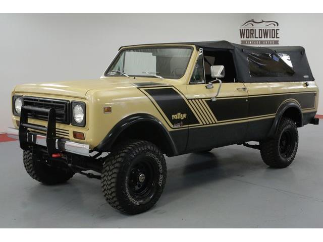 Picture of '77 Scout - OL55