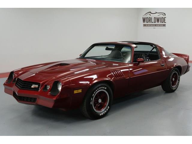 Picture of 1978 Chevrolet Camaro Z28 located in Colorado Offered by  - OL58