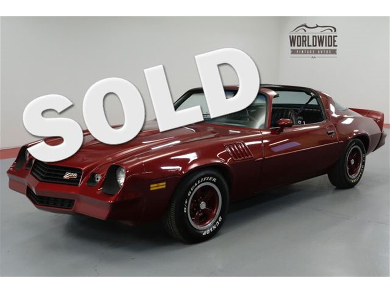 For Sale: 1978 Chevrolet Camaro Z28 in Denver , Colorado