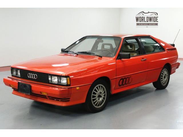 Picture of '83 Quattro - OL5M