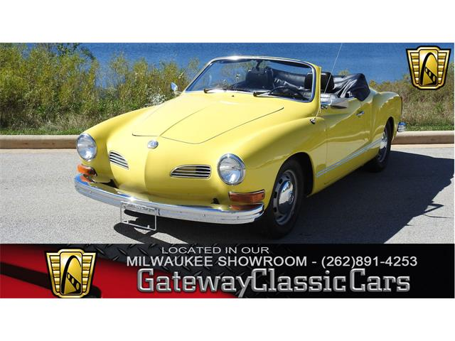 Picture of '72 Karmann Ghia - OL66