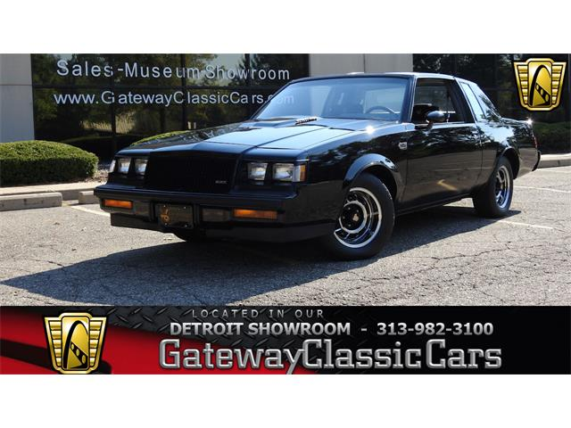 Picture of '87 Grand National - OL6A