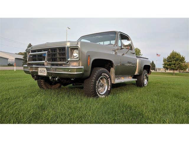Picture of '77 C10 located in Minnesota - $11,900.00 - OL6C
