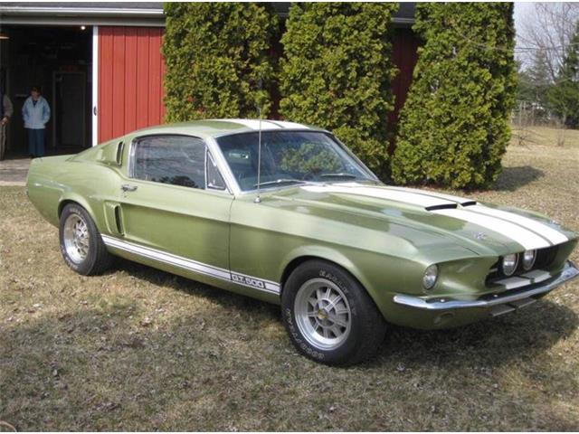 Picture of '67 GT500 - OL71