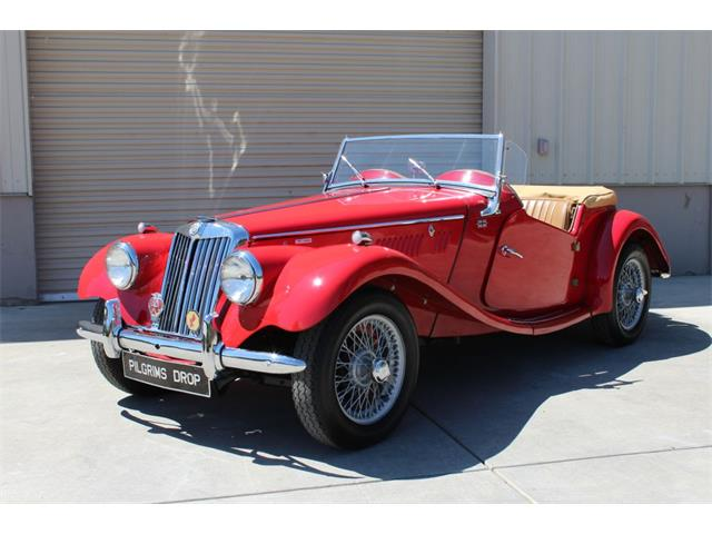 Picture of '55 MG TF located in Morgan Hill California - $32,888.00 Offered by  - OG6Q