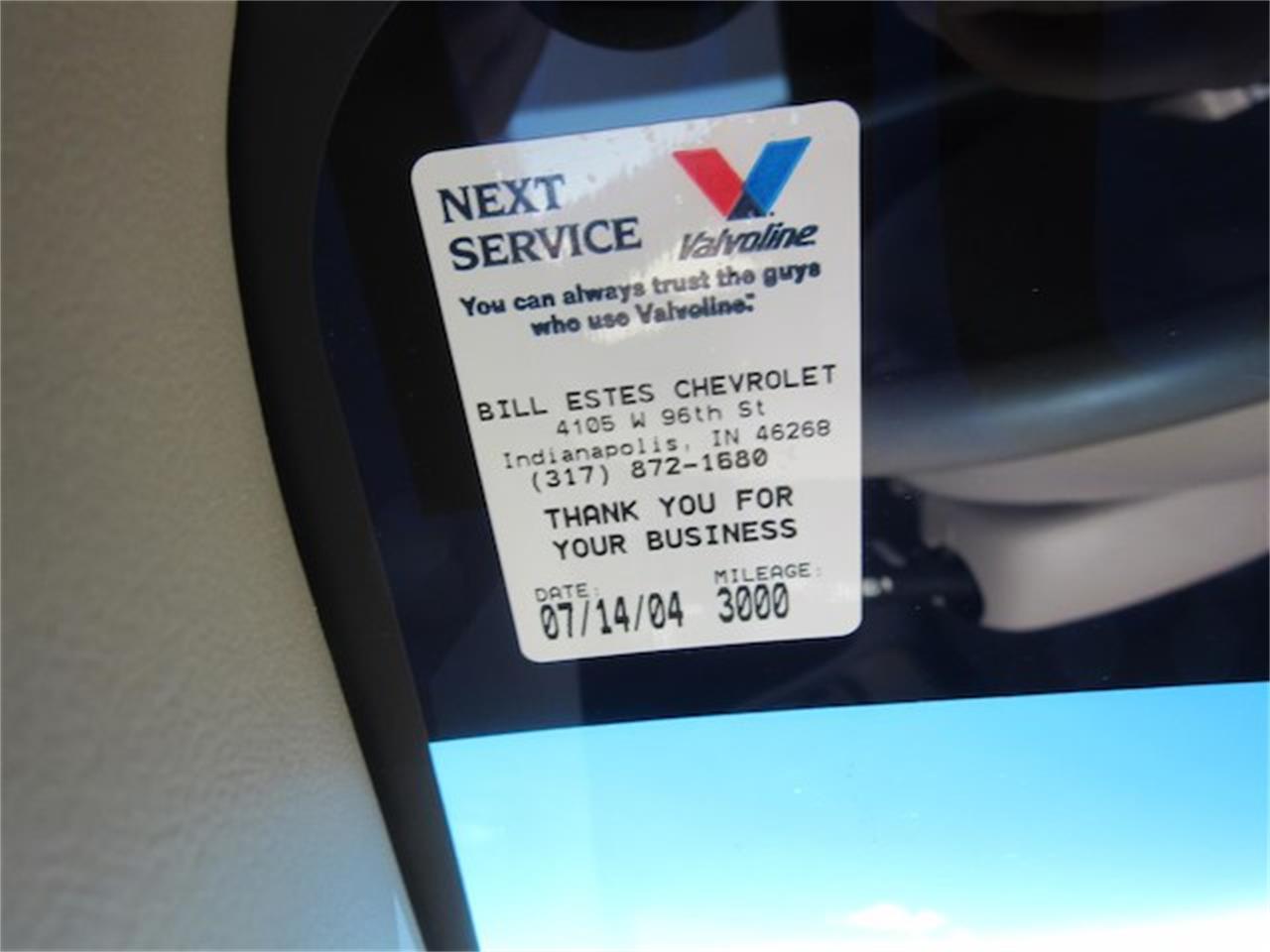 Large Picture Of U002704 Corvette   OL7V