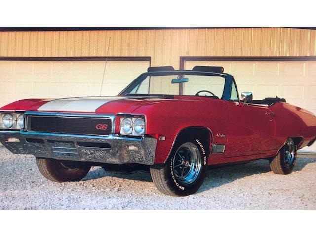 Picture of Classic 1968 Buick Gran Sport Auction Vehicle Offered by  - OL8Q