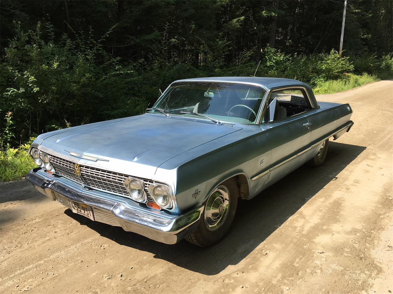 Large Picture of '63 Impala SS - OG6X