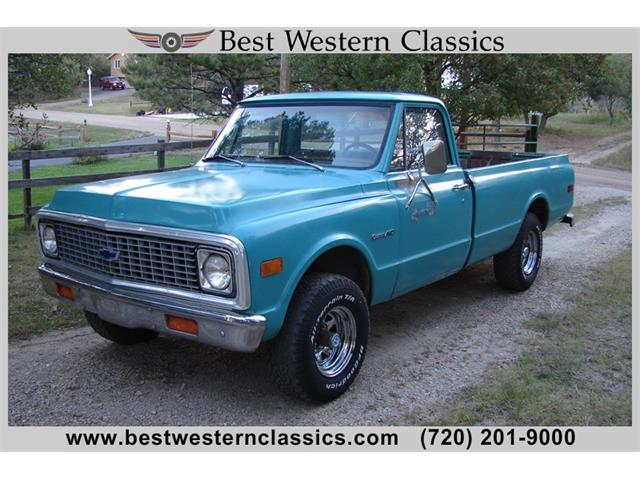 Picture of 1972 K-10 - $7,900.00 - OL9H