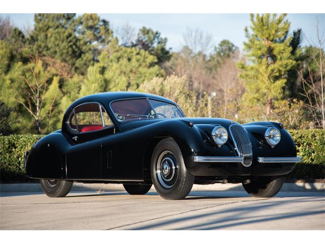 Picture of Classic '53 Jaguar XK120 located in Raleigh North Carolina Offered by  - OL9M
