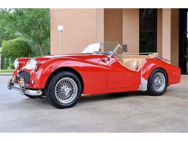 Picture of '57 TR3 - OL9Z