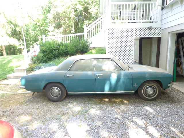 Picture of Classic '66 Corvair located in Fairfield Pennsylvania Offered by a Private Seller - OLAA