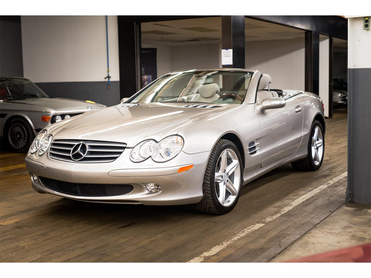 Large Picture Of 06 Sl500 Olan