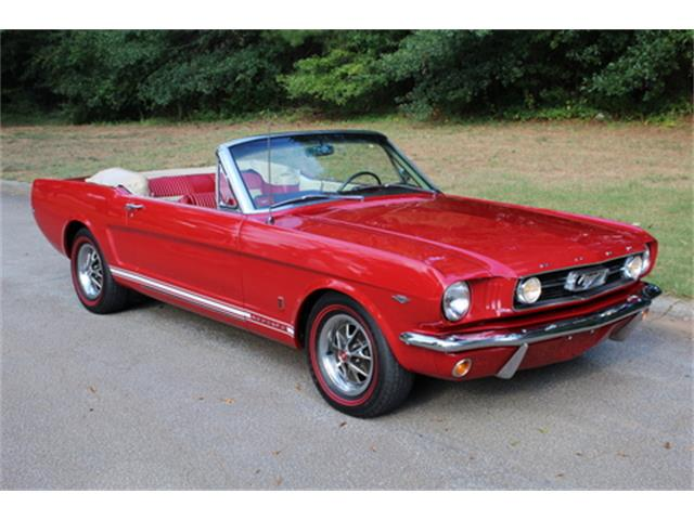Picture of '66 Mustang GT - OLB2