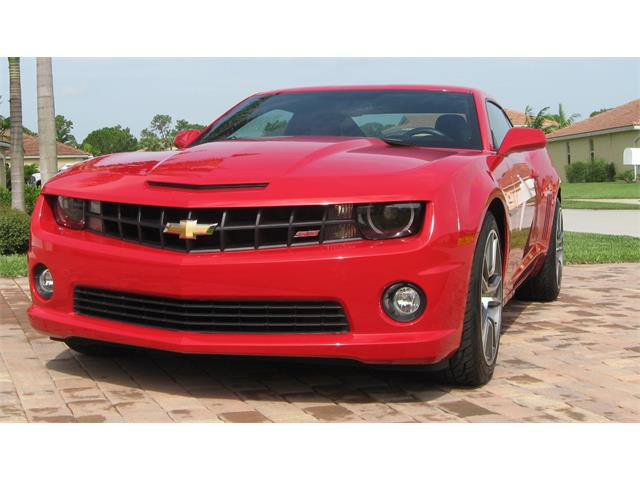 Picture of 2011 Camaro SS located in Indiana Offered by a Private Seller - OLBB