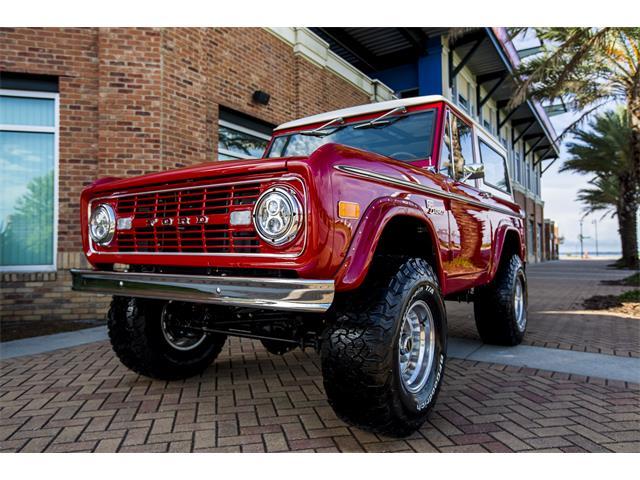 Picture of '72 Bronco - OLBN