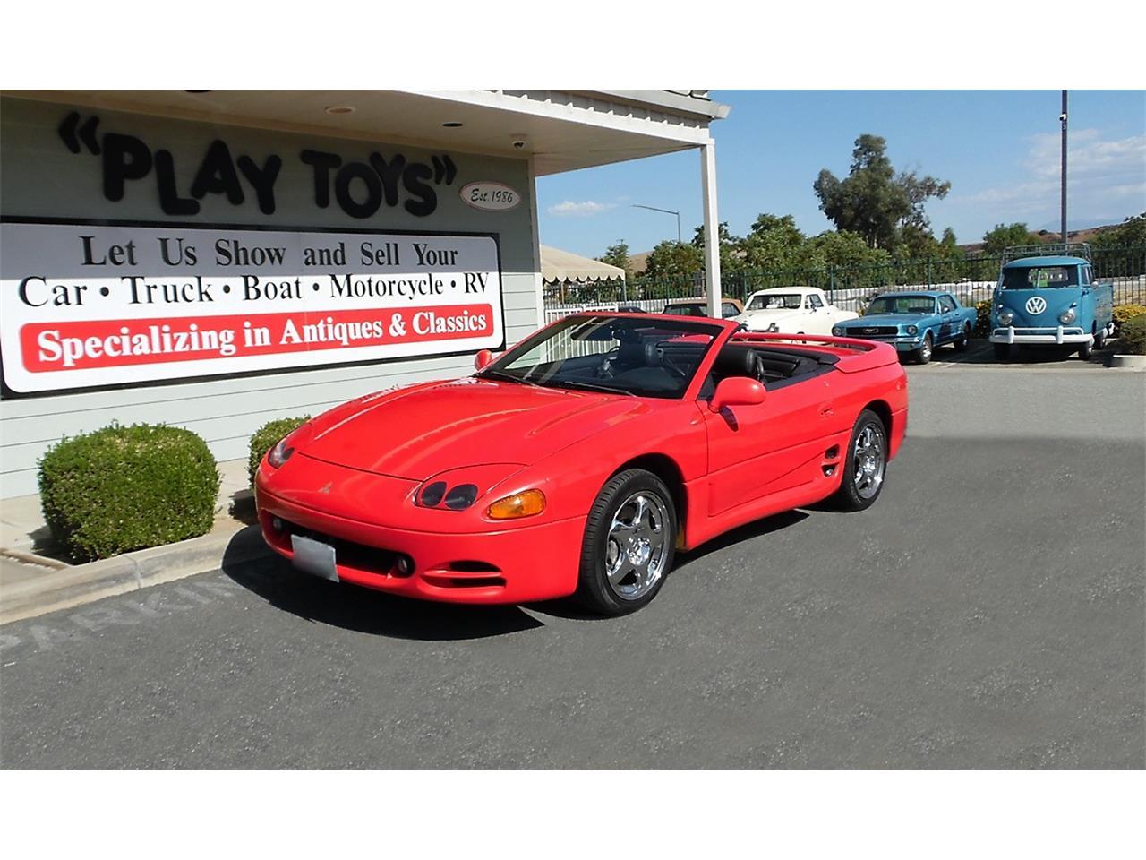 1995 mitsubishi 3000gt vr4 for sale | classiccars | cc-1147393